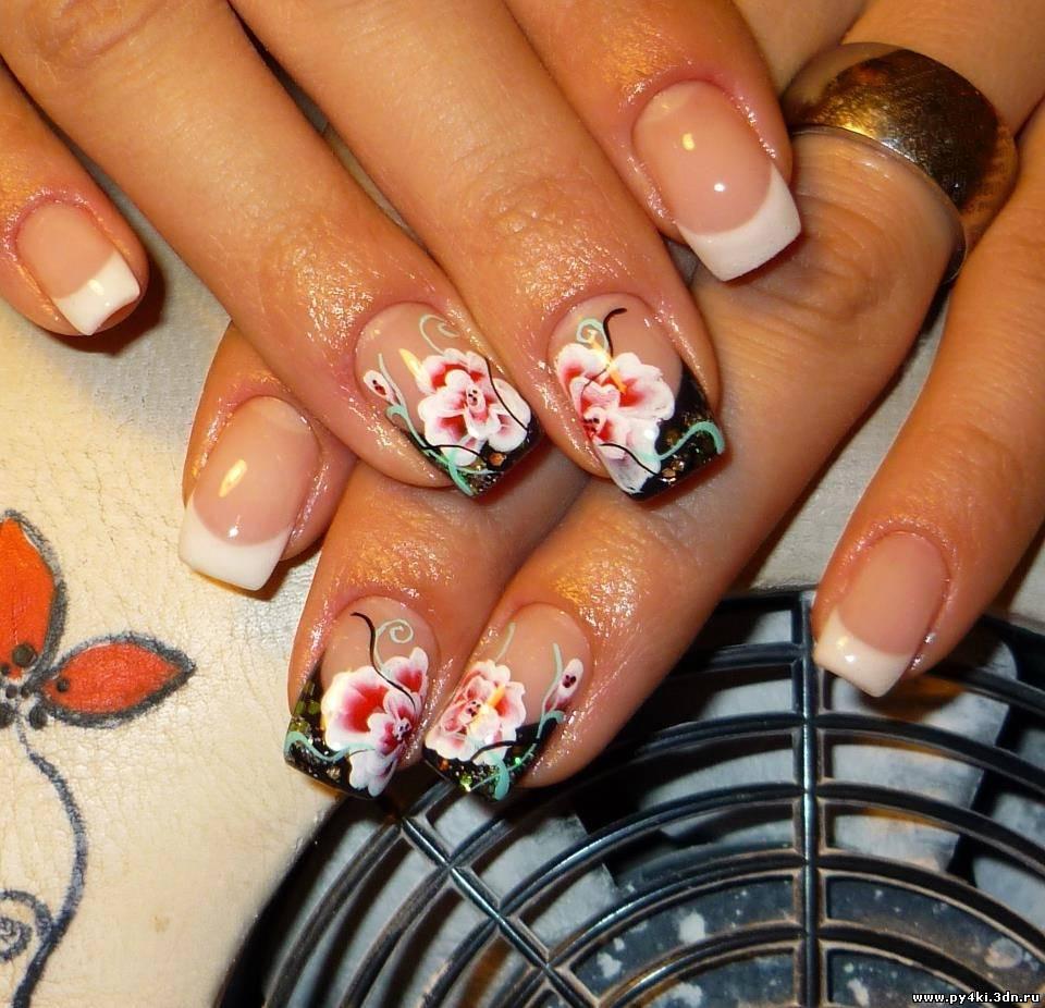 Ногти весенний дизайн фото